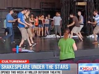 CultureMap Moment Joel Luks Shakespeare Festival Cleopatra at Miller Outdoor Theatre RUN FLAT