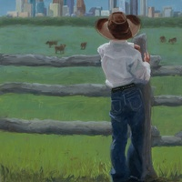 """Vicky Gooch Portraits & Fine Art presents """"The Glass Fortress: A Study of Life in Urban Landscapes"""" opening reception"""