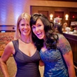 21 Jenny Kempner, left, and Dr. Gracia Wynne-Duncan at the Planned Parenthood Gala October 2014