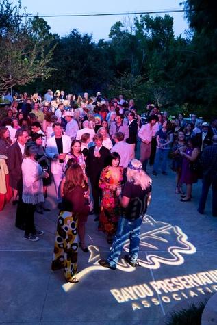 Bayou Preservation Gala 2015 crowd