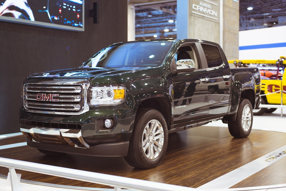 GMC,2014 Houston Auto Show