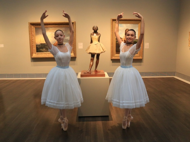 4 MFAH Dega Houston Ballet November 2013