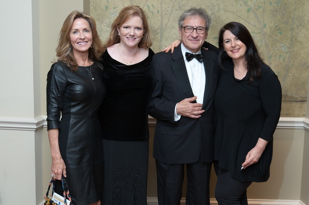 64 Kit Gwin, from left, Alecia Lawyer, Victor Yampolsky and Maria Newman at the River Oaks Chamber Orchestra Gala September 2014