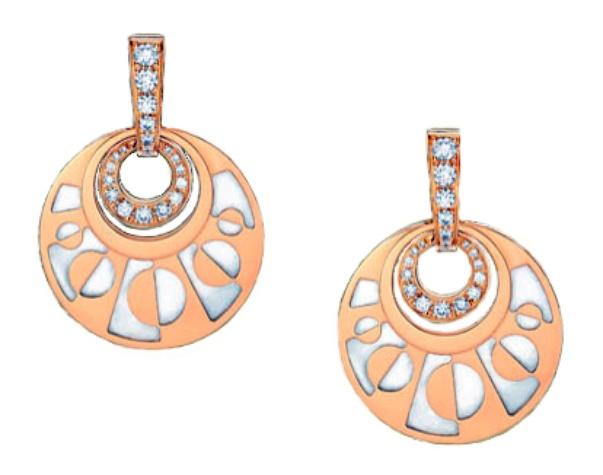 Bulgari Deco Earrings