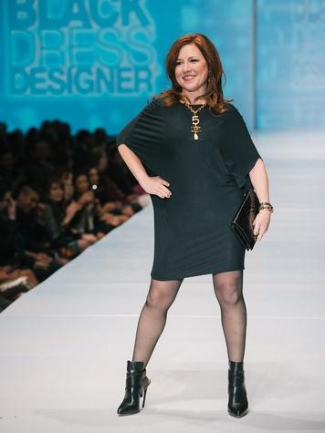 68 Fashion Houston Night 1 November 2014 Little Black Dress designers Donae Cangelosi Chramosta