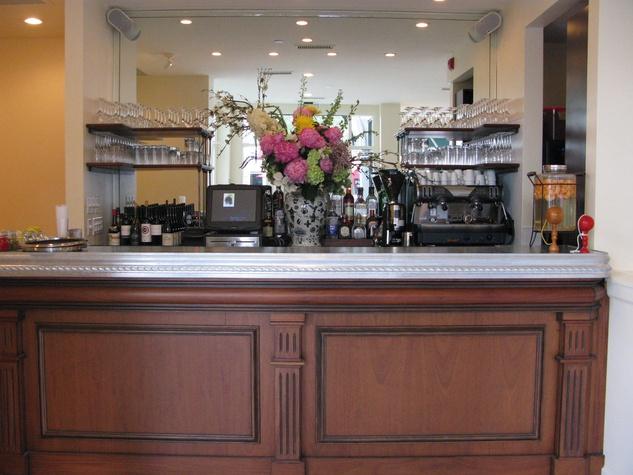 Le Bilboquet bar