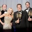 Dancing with the Stars Austin 2014 - Ed Clements Sabrina Barker-Truscott Chuck Woolery Jeff Jumonville