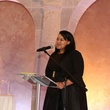 Rice Black Alumni gala 10/1 Akilah Mance