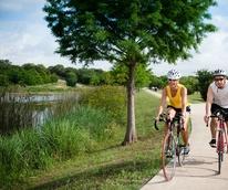 Georgetown hike-and-bike trail