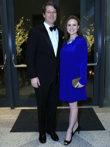David and Waverly Smith, Flora Award