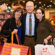 30 Susie Dilg, from left, Jay Jones and Mary S. Dawson at The Nutcracker Market preview party November 2014