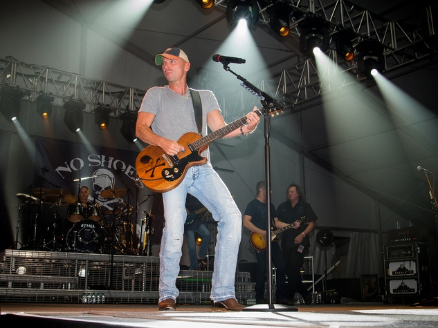 Kenny Chesney, Cattle Barons Ball, Gilleys