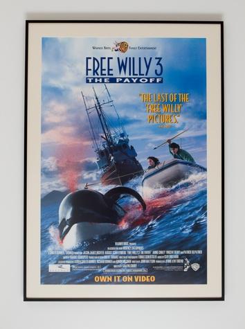 "Robert Brandenburg's ""Free Willy 3"""