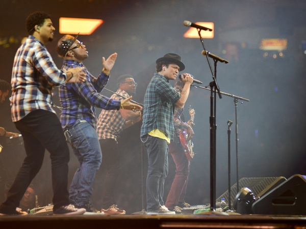 0011, RodeoHouston, Bruno Mars concert, March 2013