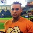 Houston, Running Game Clothing, September 2016, George Springer in Orange Crush tee