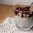 Yumuniverse honey chia pudding