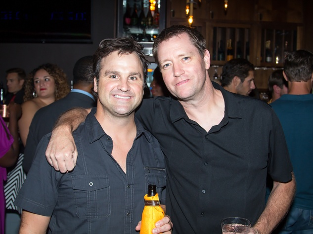 Kurt Scholl, Doug Siems, candleroom, 10th anniversary