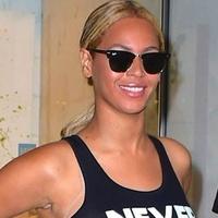 Beyonce H&M jeans