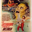 Wrestling Women vs. The Aztec Mummy movie poster Cinco de Mayo movies