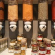 spices at Vom Fass