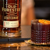 Iberian Old Fashioned by Benjamin Krick from Juniper Tar
