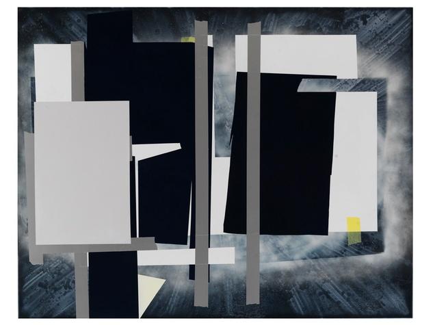 Sigrid Sandström, Inman Gallery, untitled, January 2013