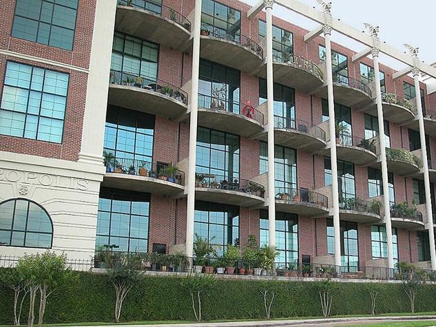 Metropolis Lofts Houston mid-rise condo