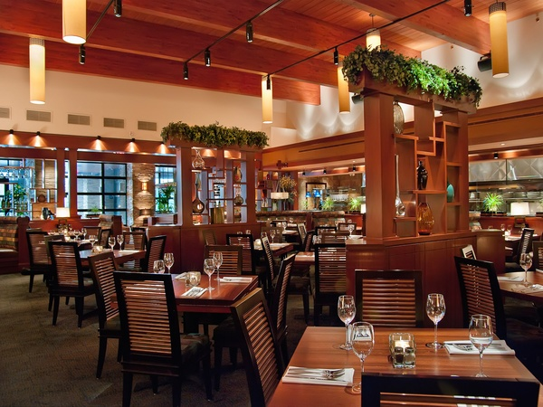 Seasons 52, restaurant, Main Dining Room