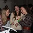 18 Kristen McDanald, Ashley Zajicek, Courtney Carlson Siegmund at the Herman Park Conservancy Ski the Green party November 2013