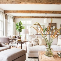 Houston home house Houzz updated older River Oaks