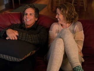 Ben Stiller and Jenna Fischer in Brad's Status