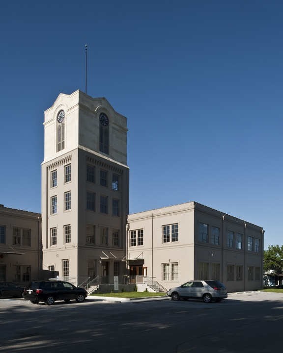 Heights Clock Tower Grenader AIA