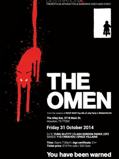 The Omen Halloween Entertainment