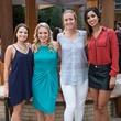 Meredith Volk, Haley Jo Schwab, Heather Baggett, Olivia Gonzalez