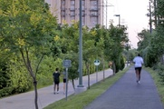 Katy Trail in Dallas