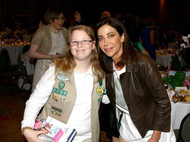 Alison Levine, Girl Scouts Luncheon