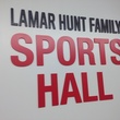 Lamar Hunt Family Sports Hall at Perot Museum of Nature and Science