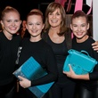 Linda Gray, Dallas Youth Repertory Project company, DCT Girls Party