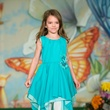 Amelia Williams at the Houston Symphony Children's Fashion Show & Luncheon March 2015