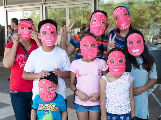 Kimbell Art Museum presents Family Festival: Building Communities