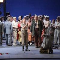 News_Houston Grand Opera_Fidelio_Leonore_Karita Mattila_Florestan_Simon O'Neill_chorus