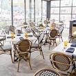 Houston, new patios, March 2017, Brasserie du Parc
