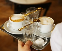 Viennese-style coffee