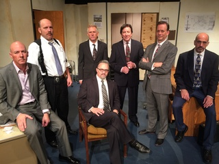The City Theatre Austin presents Glengarry Glen Ross