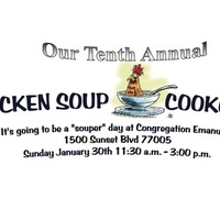 Chicken Soup Cook-off