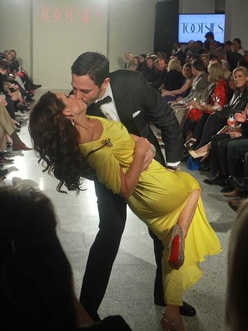 Tootsies Valentine's party, February 2013, Joanna Hartland, Brad Marks