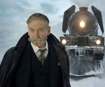 Kenneth Branagh in Murder on the Orient Express