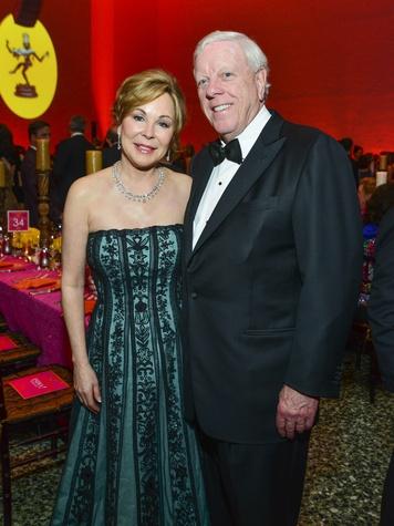 32 Nancy and Rich Kinder at the MFAH Grand Gala Ball October 2013