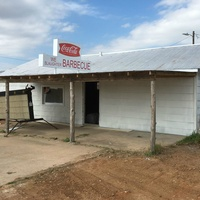 Texas Chain Saw Massacre Gas Station We Slaughter Barbecue restaurant resort front