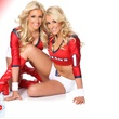 most beautiful NFL cheerleaders, Houston Texans cheerleaders, MIchelle, Rachel